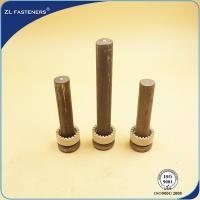 China BS5400 Shear Stud Connectors For Steel Structural Building / Bridge on sale