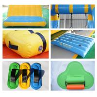 China Factory Price Popular Large Beach Water Play Equipment Equipment,Inflatable Floating Aqua Park Project For Sale