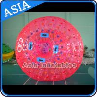 Wholesale Human Sized Inflatable Zorb Ball , Water Zorb , Snow Zorb from china suppliers