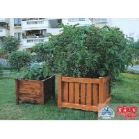 Wholesale Wooden Flower Pot (TN-P190G) from china suppliers