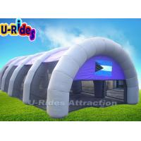 Wholesale 30M Personalized Inflatable Dome Tent Outside Inflatable Paintball Field from china suppliers