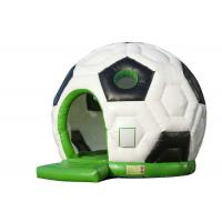 China Outdoor Activities Inflatable Football Bounce House , Small Bounce House Rental on sale