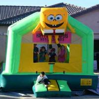 Wholesale Commercial 0.55mm PVC Inflatable bouncer, Inflatable Bouncy House YHB-051 for Kids from china suppliers