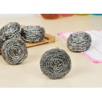 Wholesale Strong Cleaning Capacity Metal Scouring Ball For Household Kitchen Cleaning from china suppliers