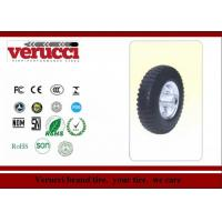 Wholesale 4.00 - 8 14 Inch Rubber Tyred Wheels / Small pneumatic wheel  For Trolleys from china suppliers