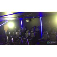 Quality Custom Size 7D Movie Theater With Flat And Curve Screen Ultra HD Projectors for sale