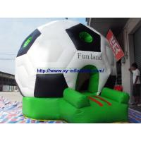 Wholesale Inflatable Bouncer Combo, Football Fun Land (COM-31) from china suppliers