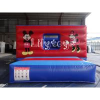 Wholesale Commercial Inflatable castle Bouncers For Inflatable Sports Games from china suppliers