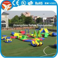 Wholesale inflatable floating water park,giant inflatable water park from china suppliers
