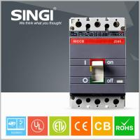 Wholesale Electrical Magnetic Moulded Case Circuit Breaker , 250s on / off square d circuit breakers from china suppliers