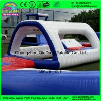 Wholesale Guangzhou Qinda inflatable floating water park games giant adults inflatable water park from china suppliers