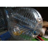 Wholesale Transparent PVC Inflatable Bubble Ball Priority Safety For Children Playing from china suppliers