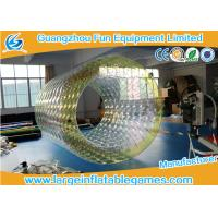 Wholesale Water Roller Ball Inflatable Hamster Wheel For Humas With Size Customized from china suppliers