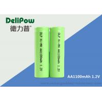 Wholesale AA High Power Rechargeable Battery , Low Discharge Rechargeable Batteries 2400mAh from china suppliers