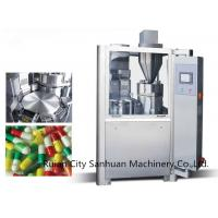 Wholesale Powder / Pellet Pharmaceutical Packaging Machinery , Size 00#-5# Capsule Filler Machine from china suppliers