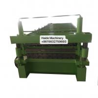 Buy cheap Aluminum Iron Metal Roofing Sheet Double Layer Metal Tile Making Machine 380v from wholesalers