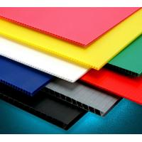 Wholesale Eco - Friendly Anti - Corrosion Pp Hollow Sheet Corrugated Plastic Board 2mm - 10mm Thickness from china suppliers