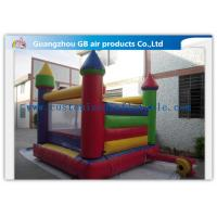 Classic Kids Blow Up Inflatable Bouncy Castle For Children Playground