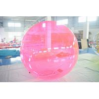 PVC Inflatable Water Ball , Kids Or Adults Water Bubble Ball For Pool