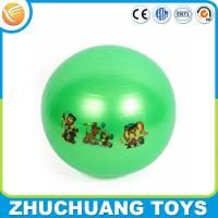 Wholesale 65cm wholesale pvc inflatable body ball,exercise ball logo printing from china suppliers