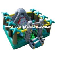 Wholesale Outdoor Inflatable Funcity, Inflatable Funland For Park Outdoor Amusement Games from china suppliers
