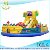 Wholesale Hansel newly designed indoor inflatable party slide cheap inflatable slides for sale from china suppliers