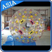 Wholesale PVC / TPU Hand Art Work Color Dots Zorb Ball For Water Sports Games from china suppliers