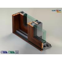 Buy cheap T5 Temper Thermal Break Aluminium Extrusion Profiles Aluminum Window Frame from wholesalers
