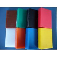 Buy cheap Industrial Engineering UHMWPE Sheet , Food Industry UHMWPE Plate from wholesalers