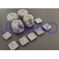 Wholesale Gas Turbines Knitted Mesh Filters Galvanized Wire For Back Seat / Rear Airbag from china suppliers