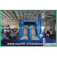 Wholesale Waterproof 0.55mm PVC Inflatable Bouncer Slide Castle Trampoline from china suppliers