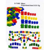 Wholesale Toy, Educatinoal Toy, Math Counting Toy, Propotional Bear (S-7109C) from china suppliers