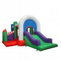 Wholesale Commercial PVC Tarpaulin Inflatable Bounce Slide Buzz Castle Bounce for Sale from china suppliers