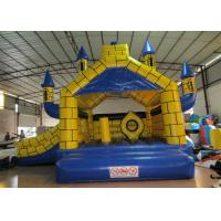 China Classic inflatable jumping castle PVC inflatable bouncer castle Digital printing inflatable jumping on sale