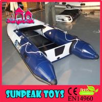 Wholesale K-006 Fashion Water Equipment Rigid Inflatable Boat from china suppliers