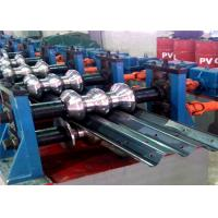 Wholesale Expressway Highway Guardrail Forming MachinePillar Guide Cutting 2-3m/ Min from china suppliers