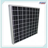 Quality Exhaust Gas Smokes Activated Media Air Filter Carbon Fiber for sale