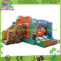Wholesale Trampoline Indoor Inflatable Bouncer with Professional Playgond Standard from china suppliers