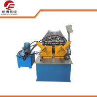 Wholesale C U Purlin Double Line Metal Stud And Track Roll Forming Machine Full Automatically from china suppliers