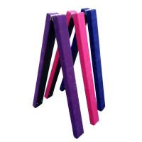 Wholesale Waterproof Outdoor Gymnastics Folding Balance Beam For Children PVC Material from china suppliers