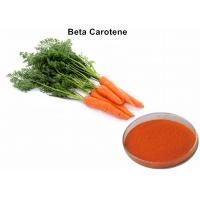 Wholesale Carrot Extract Vegetable Based Food Coloring, 10% Beta Carotene Organic Food Coloring Powder from china suppliers
