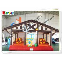 Wholesale Inflatable Gift House Bouncer,inflatable holiday bouncer from china suppliers