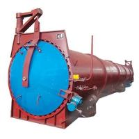 Wholesale Horizontal Autoclave Trolley , High Pressure Steam Sterilizer Autoclave from china suppliers