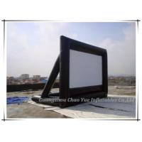 Wholesale Festival Outdoor Inflatable Movie Screen / Movie Screen for Commercial (CY-M1687) from china suppliers
