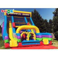 China Factory Outlet Water Slide Giant Inflatable Commercial Inflatable Water Slides Clearance on sale