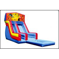 China Inflatable Bounce PVC Material Cheap Giant Kids Fun Inflatable Bounce House Inflatable Slide on sale