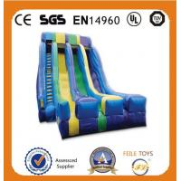 Wholesale Hot Sale high quality super inflatable  slide rental from china suppliers