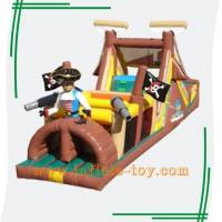 Quality inflatable obstacle for sale
