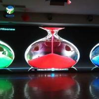 P3 Full Color Indoor Advertising LED Display Energy Saving High Efficiency