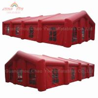 Wholesale Commercial Grade PVC Tarpaulin Inflatable Party Tent for Rental Waterproof from china suppliers